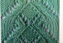 Предлагаем вам схемы вязания спицами ажурных узоров с фото, бесплатные узоры для вязания спицами, подробное описание для новичков