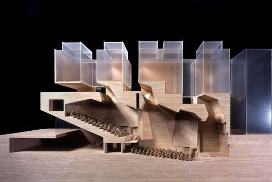 Grafton Architects Università Luigi Bocconi - Universitäten