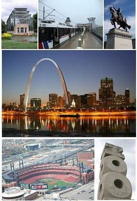 Information about what to see and do when you're in St. Louis, Missouri, for MonaVie Convention.