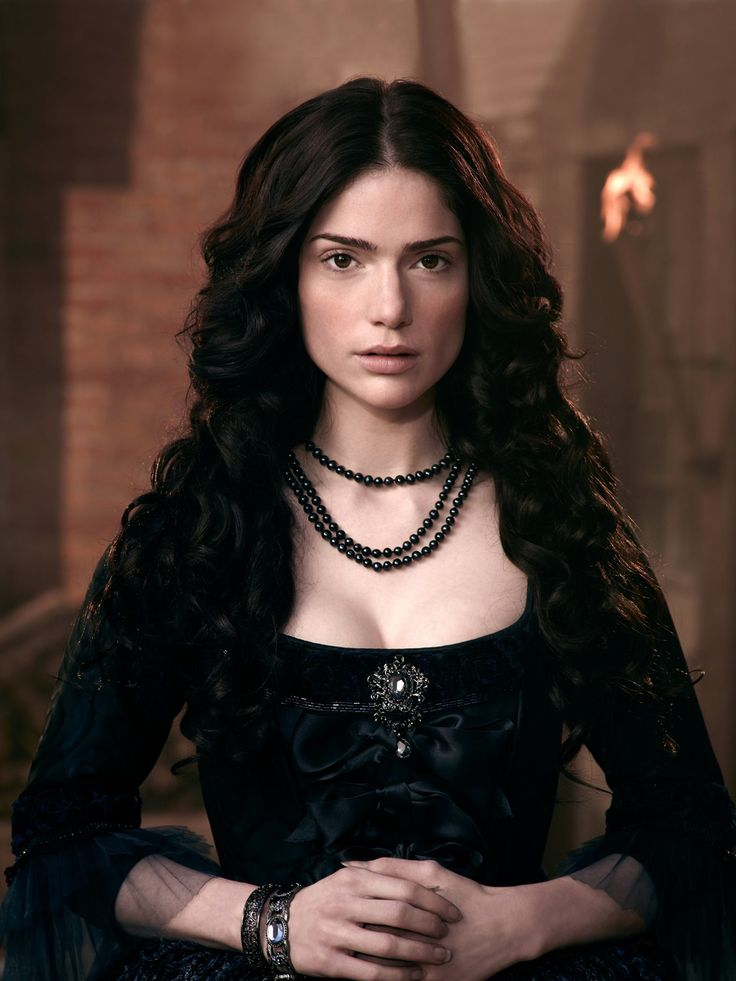 Salem ·  Janet Montgomery, as Mary Sibley - Beautiful