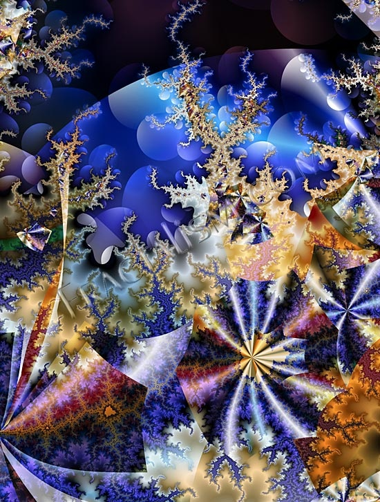 what can I say, to me fractals are amazing.