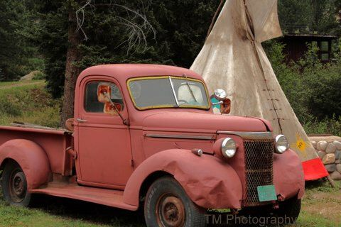 Glen Haven Old Truck Photo - Rusty Truck - Rusty Truck Photography - Tee Pee - Tee Pee Photo - Fine Art Photography by turquoisemoon on Etsy https://www.etsy.com/listing/161189080/glen-haven-old-truck-photo-rusty-truck
