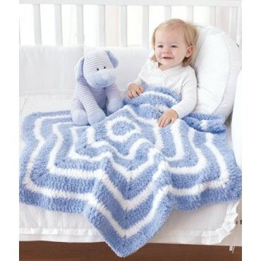 Free Star Baby Blanket Crochet Pattern. If only. Super cute though!