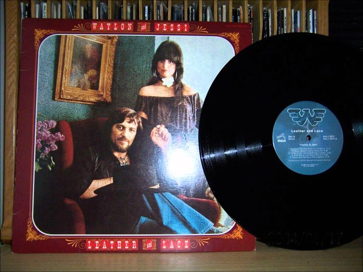 """Waylon Jennings  with Jessi Colter  """"You Never Can Tell (C'est La Vie) """""""