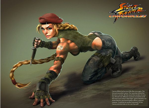 What Happened to Street Fighter Characters? - Neatorama