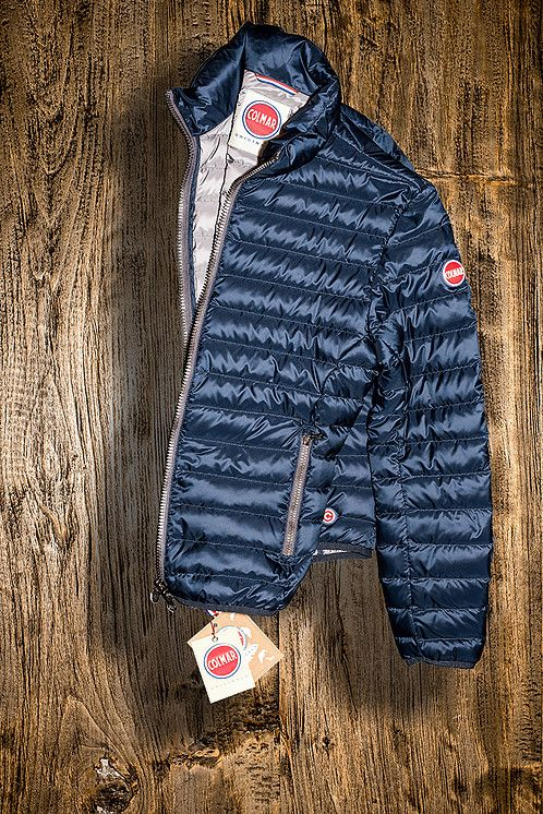 Colmar jacket color Navy Photo for @chasensmenstore for their Instagram account. As a favor to my brother.