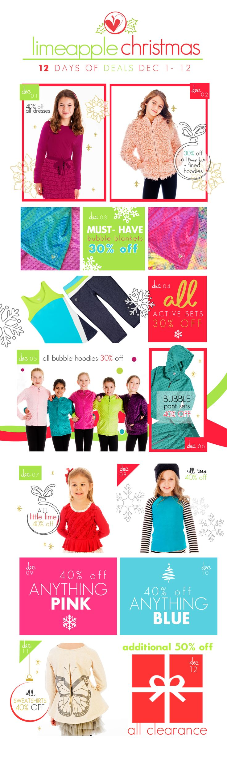 Preteen Girls Christmas Gifts | Limeapple.