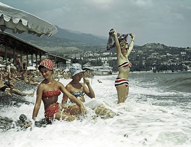 Crimea region, Ukrainian SSR in 1963