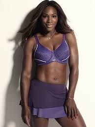 Berlei Ambassador, Serena Williams for Berlei Sport