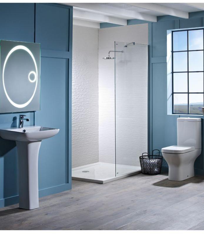 42 best Modern Toilet & Basin Suites images on Pinterest   Bathrooms ...