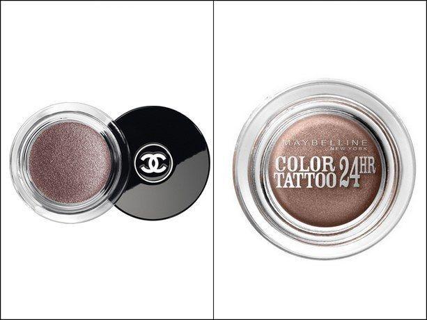 Sombra em creme metálica para resolver o make em dois palitos. | 40 versões mais baratas de produtos de beleza que viraram hit