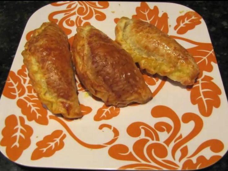 Curried Beef Empanadas | Sandwhiches and Wraps | Pinterest