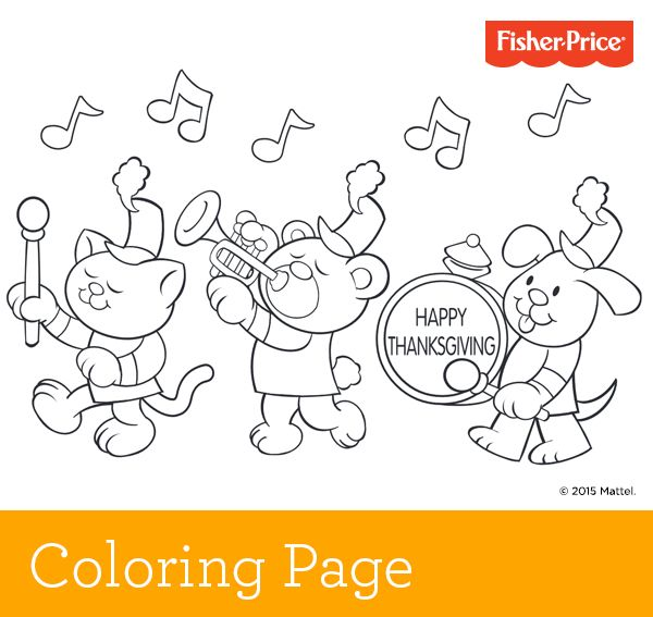 tip your hat to this thanksgiving marching band its a sweet nod to the signature free coloring pageskids