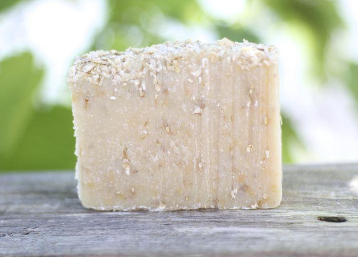 Honey & Oat Soap