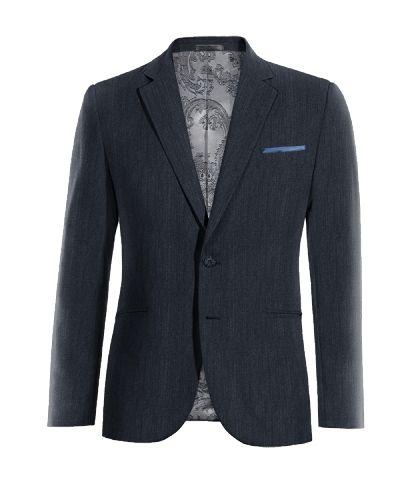 Blue linen Blazer - http://www.tailor4less.com/en-us/men/blazers/3281-blue-linen-blazer?flush_memcached=1