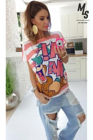 Pihe  Tom & Jerry tunic