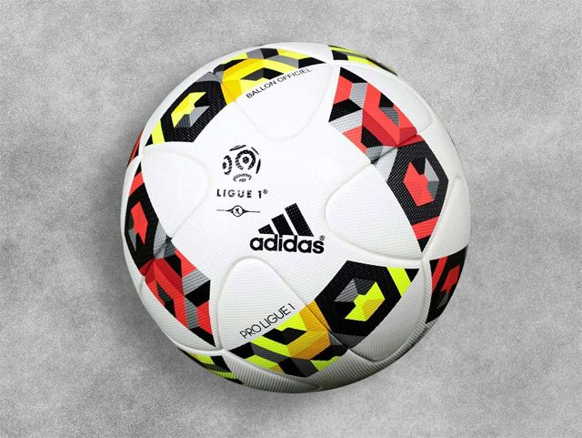 Ligue 1 Bola Pro League 1 2016-2017 Adidas