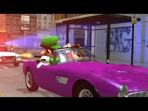 Luigi's Night at Freddy's - YouTube