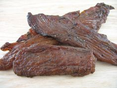 Thunder Turkey Jerky Recipe