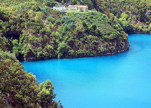 Blue Lake, Mount Gambier,  SA (been here)