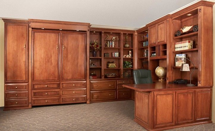 best 25 murphy bed desk ideas on pinterest diy murphy bed office with murphy bed and hidden. Black Bedroom Furniture Sets. Home Design Ideas