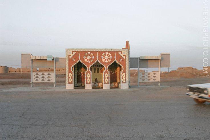 Merv, Turkmenistan | photo by Christopher Herwig