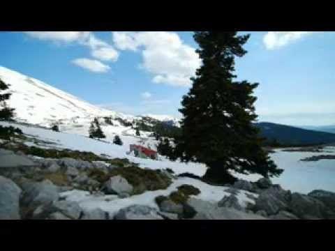Ελληνική φύση ! GREEK NATURE , AMAZING TIMELAPSE VIDEO