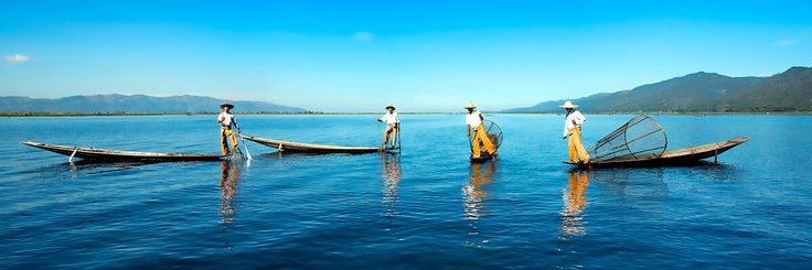 Inle Lake (Lake in Myanmar) is a freshwater lake located in the Nyaungshwe Township of Taunggyi District of Shan State