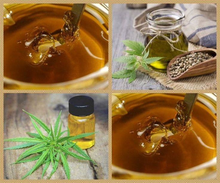 What's The Difference Between THC Oil, Hemp Oil, CBD Oil and Hash Oil
