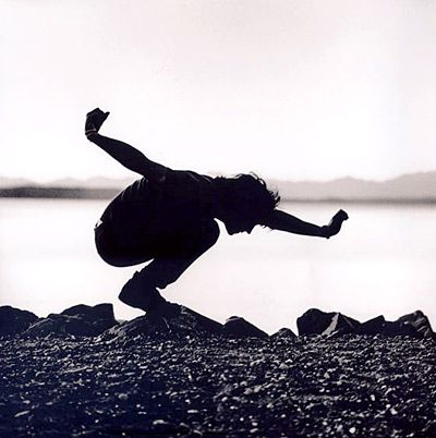 Anton Corbijn photo of Eddie Vedder of Pearl Jam -  One of my favorite pictures of all time. I want to have this on my wall one day.