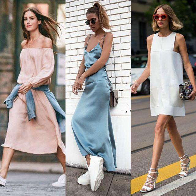 #SantteFashionQuem tem um estilo minimalista pode apostar nessas versões de vestidos casuais, com cores neutras e modelos simples.Os tecidos nobres deixam a produção muito mais chique. para o trabalho, os sapatos de salto são a melhor opção de acessórios, assim como as bolsas estruturadas. #moda #estilo #fashion #style #love #instafashion #fashiongram #minimalistdresses #vestidosminimalistas