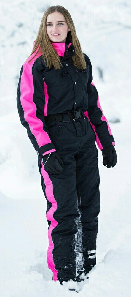 Women's Snowmobile/Riding Overall Suit Mfg. in Sweden x HÖÖKS ❄.