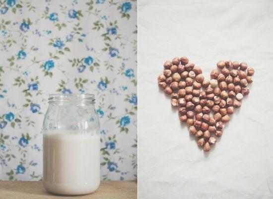 12 przepisów na mleko roślinne