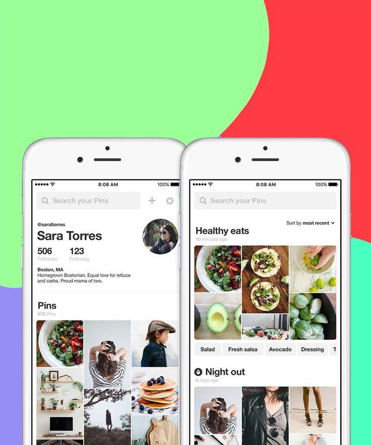 1000 ideas about pinterest app on pinterest facebook - Pinterest mobel ...