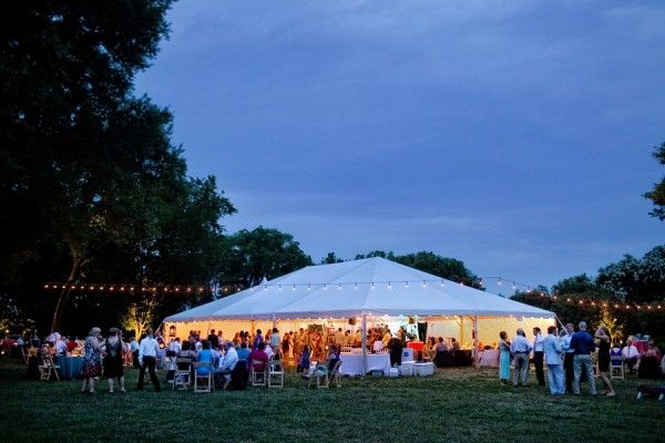 Tented-Outdoor-Wedding-Reception