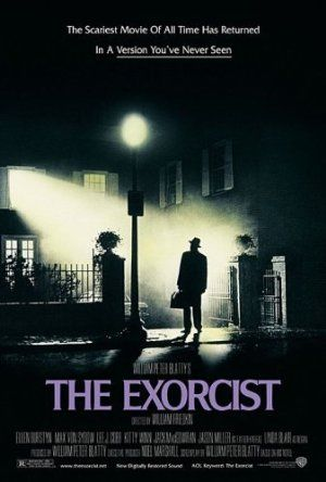The Exorcist - When a movie actress begins to suspect that an evil spirit is possessing her young daughter, she calls in two priests to try to exorcise the demon.