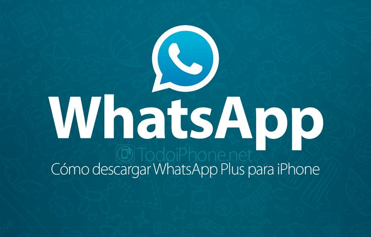 Cómo descargar WhatsApp Plus para iPhone http://blgs.co/Y737Nn
