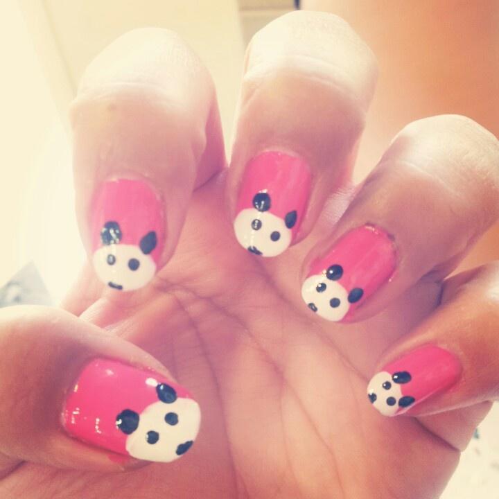 Mis panda uñis