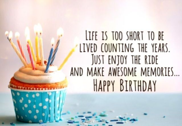 Birthday Images and Quotes : Birthday wishes and messages