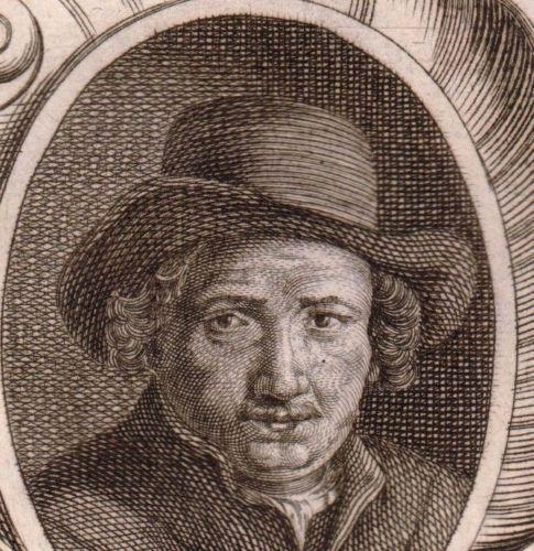 Portrait-Rembrandt-Harmenszoon-Van-Rijn-Pays-Bas-Peinture-Flamande-Baroque