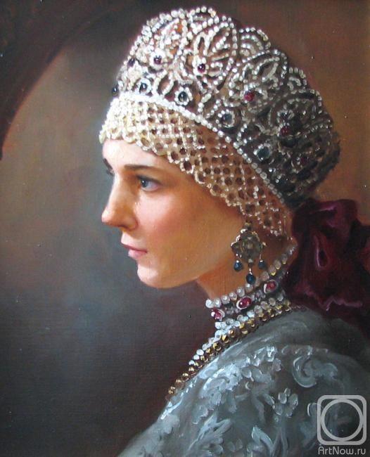 Андрей Алексеевич Шишкин - Краса девица