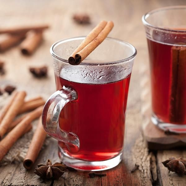 Schwartz Alcohol Free Mulled Wine Recipe is a delicious alternative to mulled wine - perfect for drivers & entertaining children in the winter months.