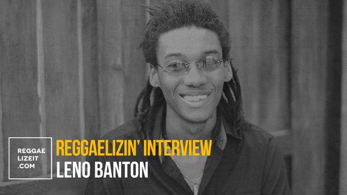 INTERVIEW: Leno Banton @ Kingston, Jamaica  #BurroBanton #jamaicanartist #LenoBanton #LenoBanton #LenoBantoninterview #RapidEyeMovement #ReggaelizinInterview #REMCollective #REMSZN #YoungBanton