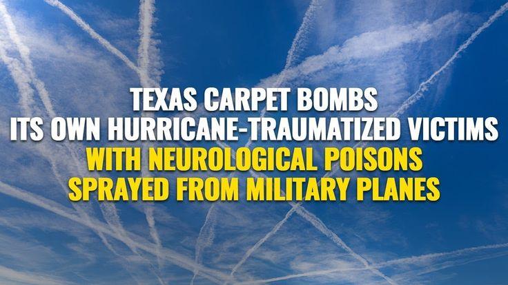 Texas Carpet bombs its own Hurricane-Traumatized Victims with Neurologic...