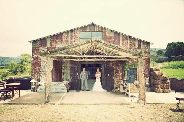 Candice & Lad at The Gourmet Shed, Clarens - Adrian Shields