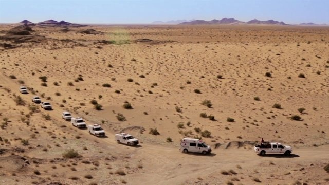 Ciel Agua en el Desierto on Vimeo