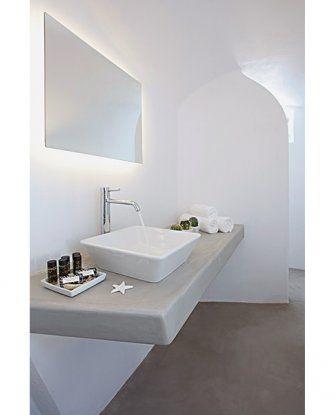 Anemolia Villa has two bathrooms.