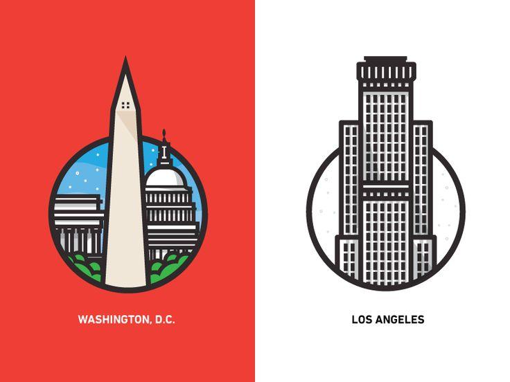 Washington DC - Los Angeles