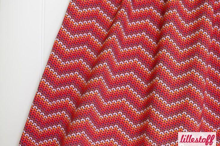 Lillestoff » Zig Zag « // hier erhältlich: http://www.lillestoff.com/zigzag.html