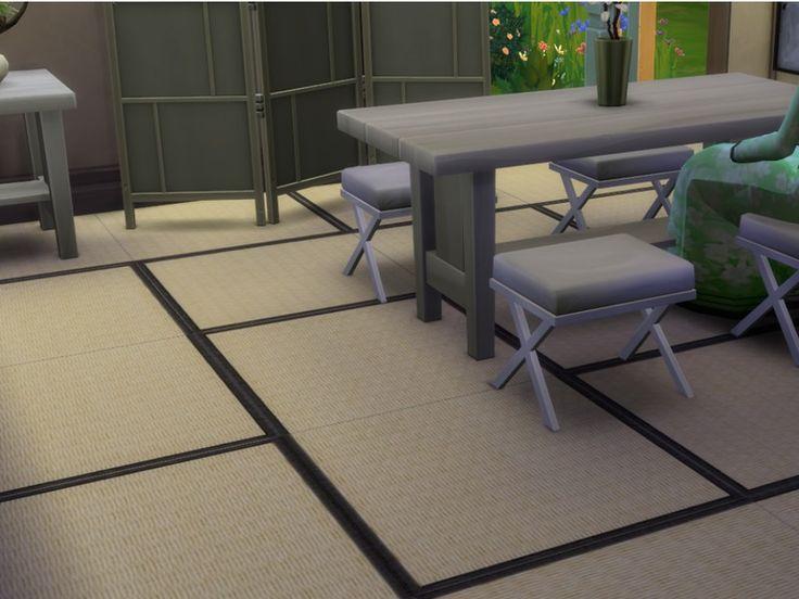 EmotionalRockfish's Japanese Tatami Flooring